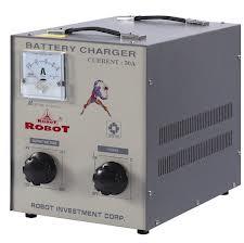 Nạp ắc quy ROBOT 50A có tăng điện