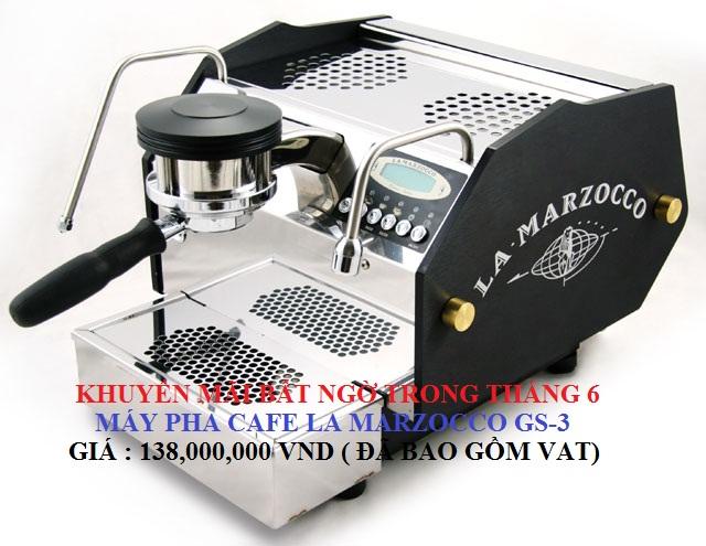 LA MARZOCCO GS-3