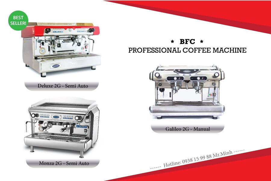 BFC COFFEE MACHINE