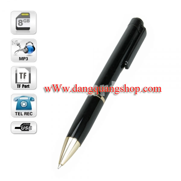 Bút ghi âm siêu nhỏ tại điện tử Đăng Quang
