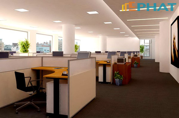 Văn phòng làm việc Eurowindow Multicomplex