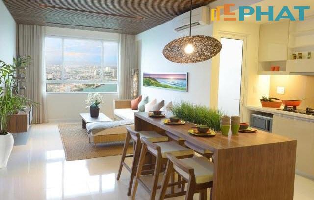 Thiết kế căn hộ Eurowindow ngập tràn ánh sáng tự nhiên