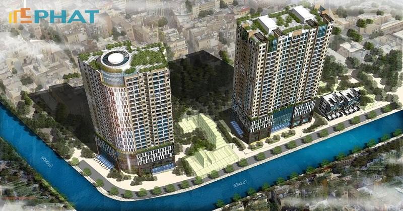 căn hộ chung cư CT36 Định Công