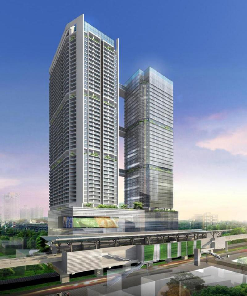 Chung cư Discovery Complex 302