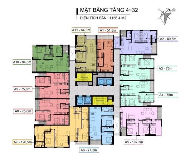 mat-bang-chung-cu-110-cau-giay