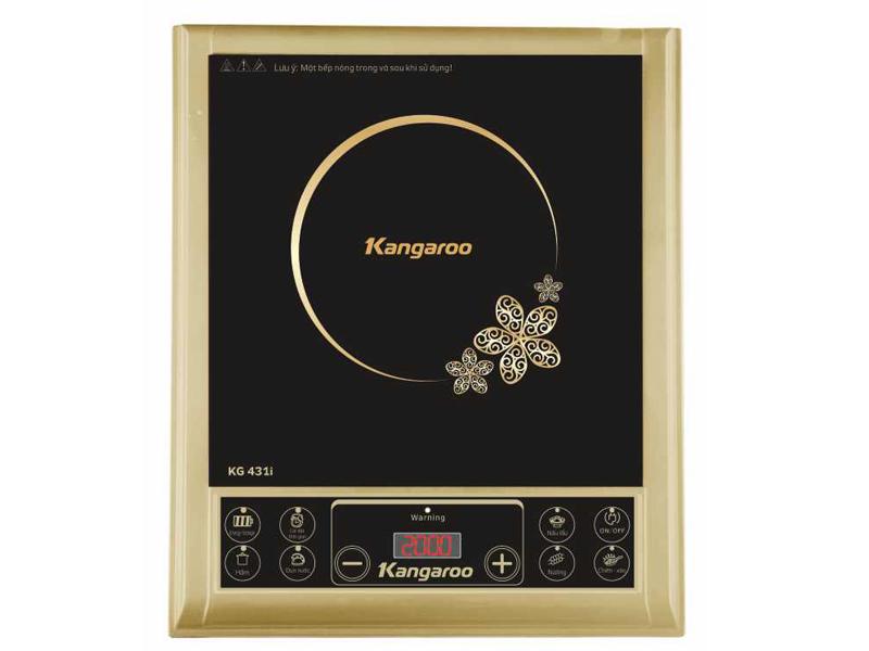 Bếp hồng ngoại đơn Kangaroo KG431i