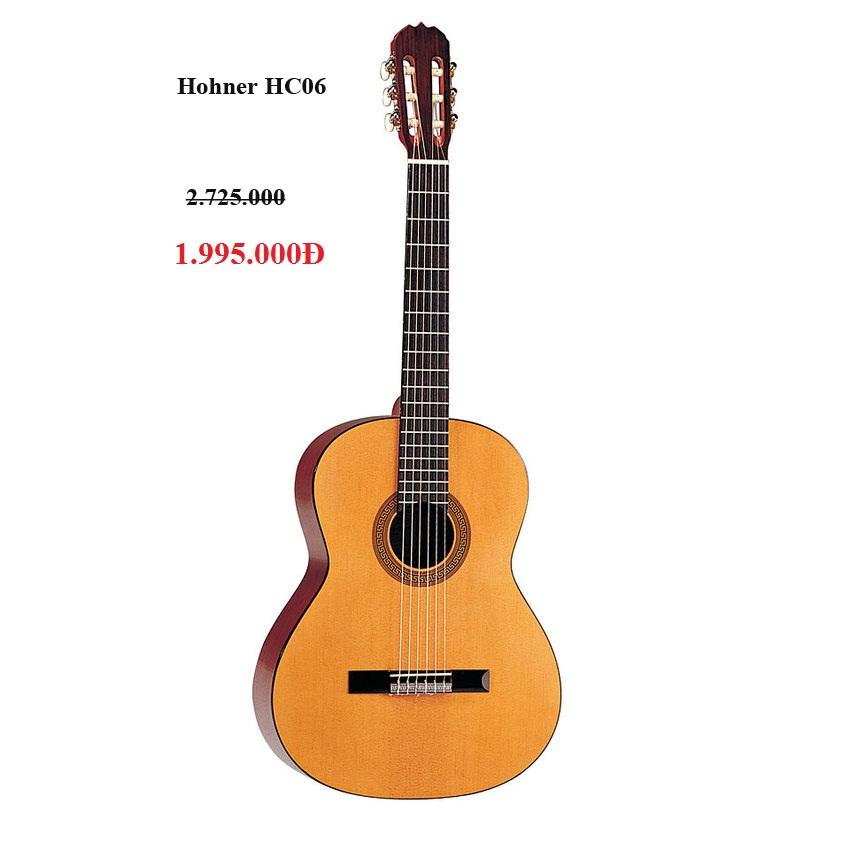 Đàn guitar classic Hohner HC06