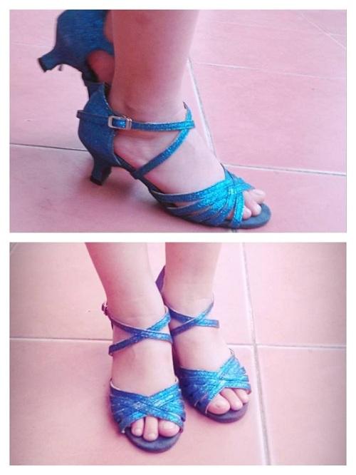 Cách mua giầy khiêu vũ đơn giản cho người mới bắt đầu