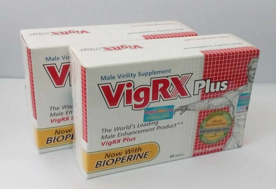 Cách sử dụng thuốc VigRX Plus