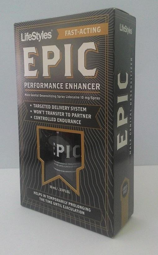 LifeStyles Epic Spray