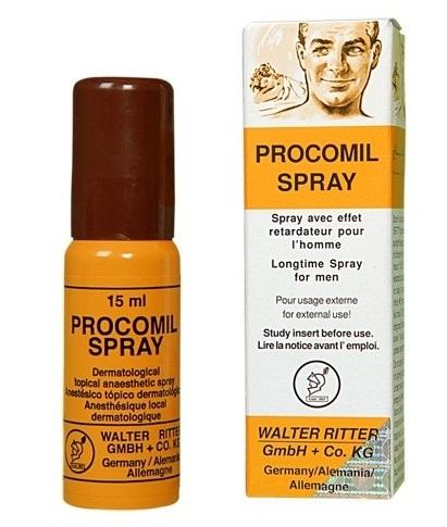 thuốc xịt procomil spray kéo dài quan hệ
