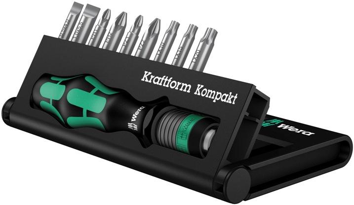 Bộ Kraftform Kompakt Wera, bộ tô vít nhiều đầu Wera, bộ tô vít đa năng, tô vít nhập khẩu từ Đức
