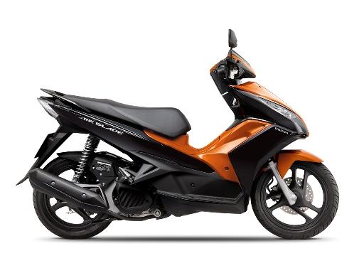 Honda AirBlade, AirBlade, xe tay ga Honda