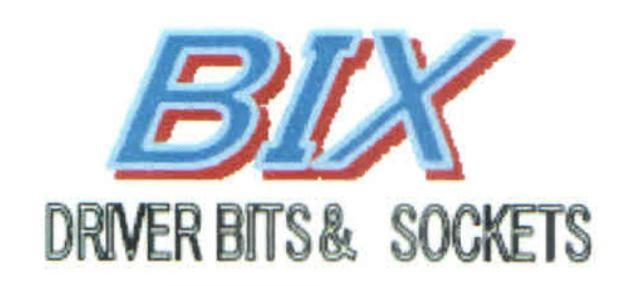 Đầu khẩu BiX, impact socket BiX, driver bits BiX