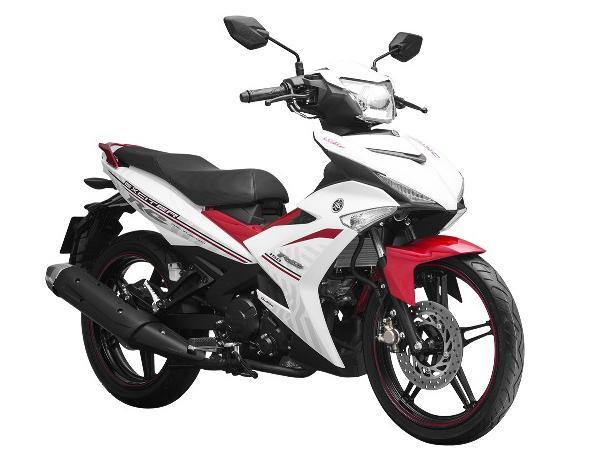 Yamaha Exciter 150, Exciter 135, dòng xe côn tay của Yamaha