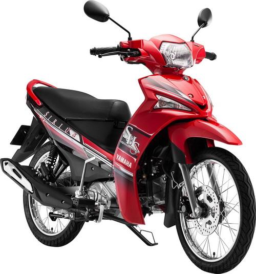 Yamaha Sirius, xe số Yamaha, dòng xe số Yamaha