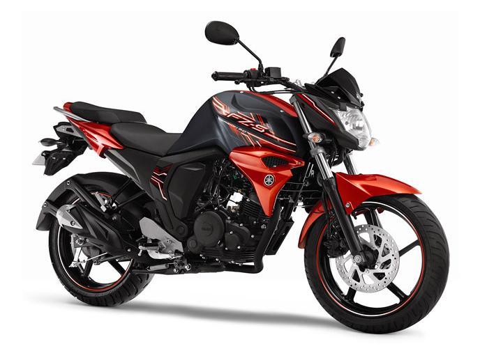 Yamaha FZ-S 150cc, xe côn tay Yamaha FZ-S 2.0 2014,
