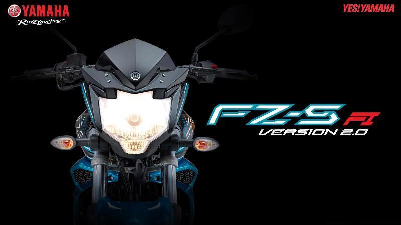 Yamaha FZ-S 2.0 2014