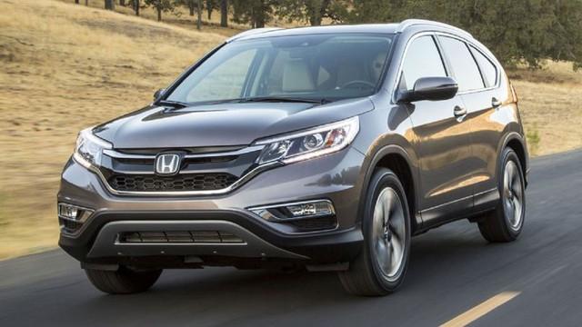 Honda CR-V 2015, SUV Honda CR-V 2015