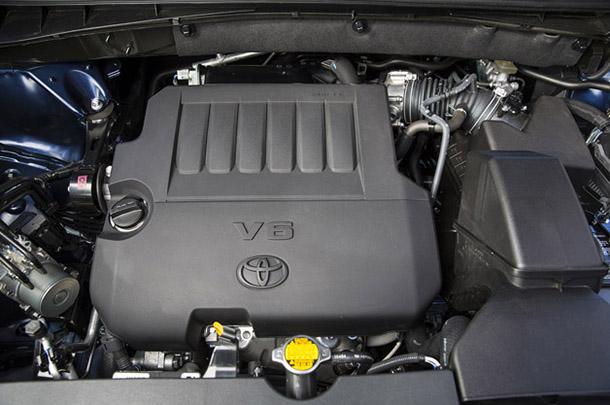 Động cơ V6 3.5L Toyota Highlander 2016, động cơ 3.5L V6 Toyota Highlander