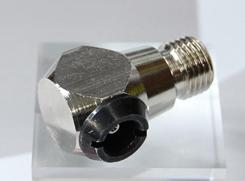 Đầu nối van lốp, Asahi C-645, đầu nối van lốp xe, van nối đồng hồ bơm lốp