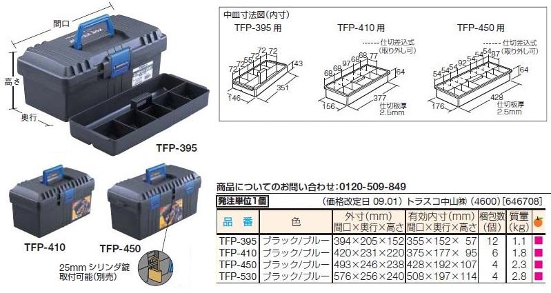 Hộp nhựa Toyo, Toyo TFP-410, hộp nhựa nhập khẩu,