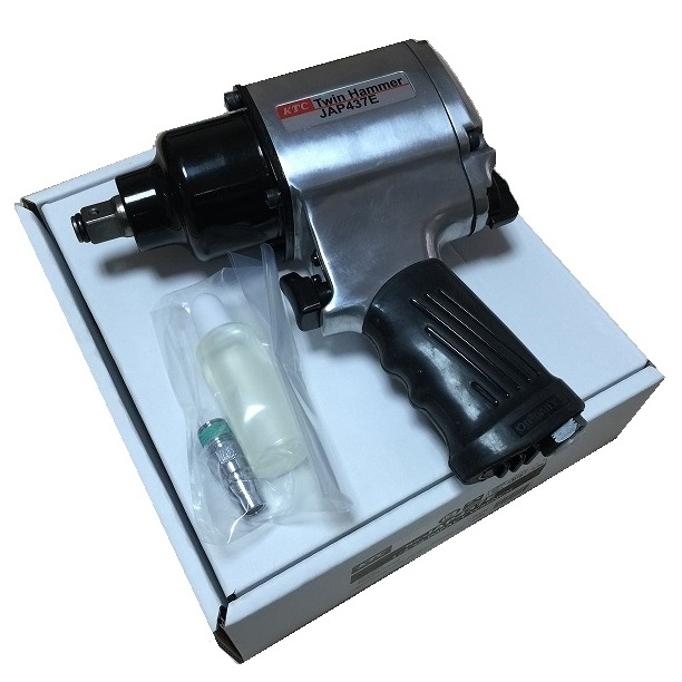 Súng vặn ốc 1/2 inch, KTC JAP437E, súng vặn ốc 1/2 inch, 700Nm