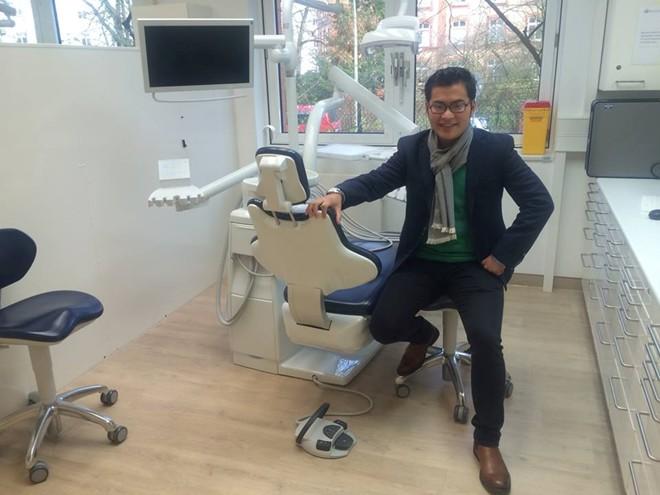 Phòng thực hành khám bệnh - Đại học Hamburg