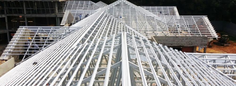 xà gồ thép làm mái nhà