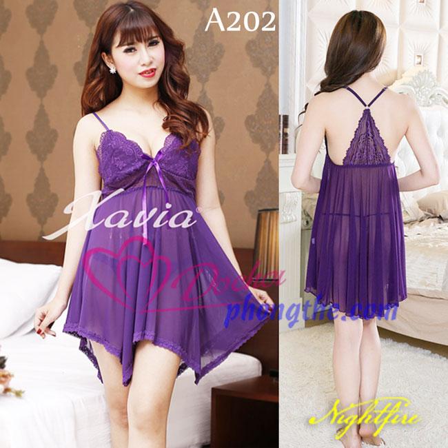 Váy ngủ gợi cảm sexy A202