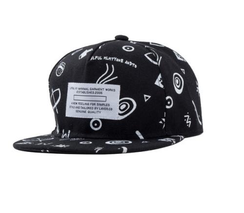 snapback, nón vải, mũ đẹp