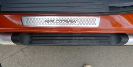Ford Ranger Wildtrack 2013