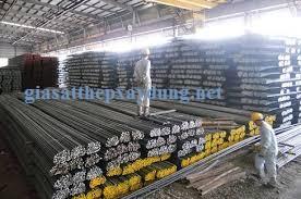 Hình ảnh sắt thép xây dựng tại Quận 6