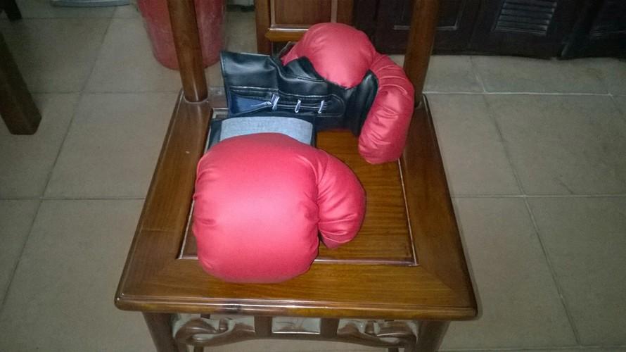 găng boxing việt nam