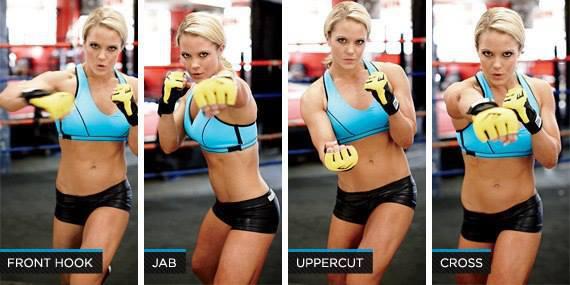 Những kiểu đấm cơ bản trong boxing