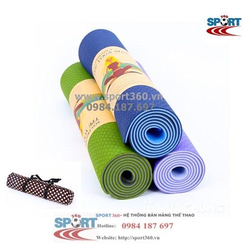 thảm yoga tốt giá rẻ