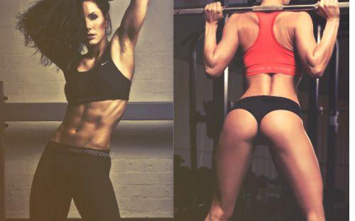 tập luyện chân mông cho nữ