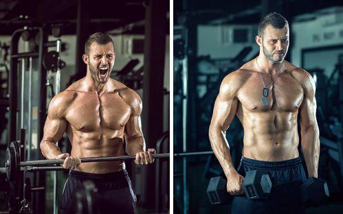 tăng cơ nhanh với supersets