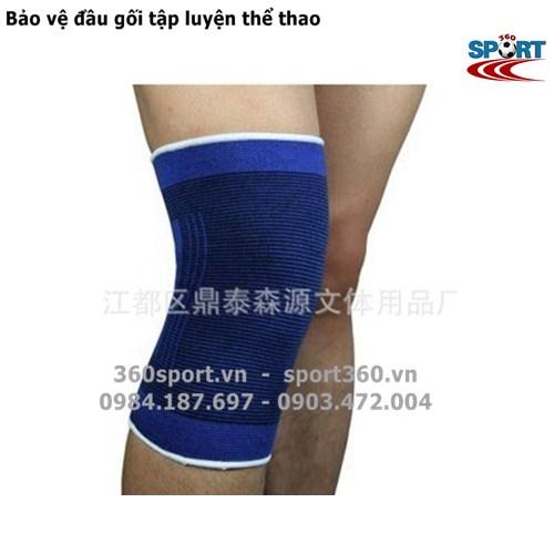 Bảo vệ đầu gối tập luyện thể thao