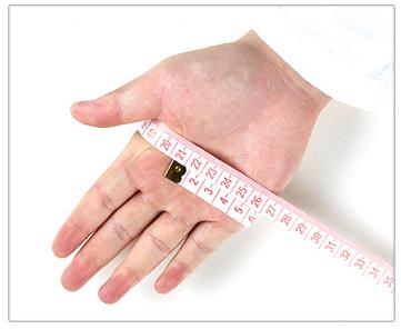 cách đo size găng tay tập gym