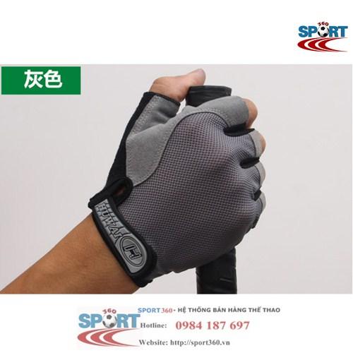 Găng tay tập Gym SP03 màu đen