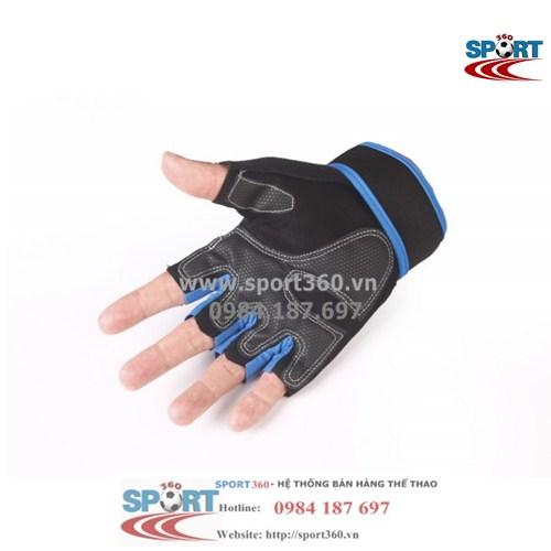 Găng tay tập Gym SP08 mặt bên trong
