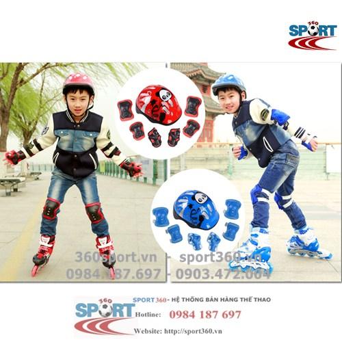 Bộ bảo vệ vận động cho trẻ em tránh chấn thương