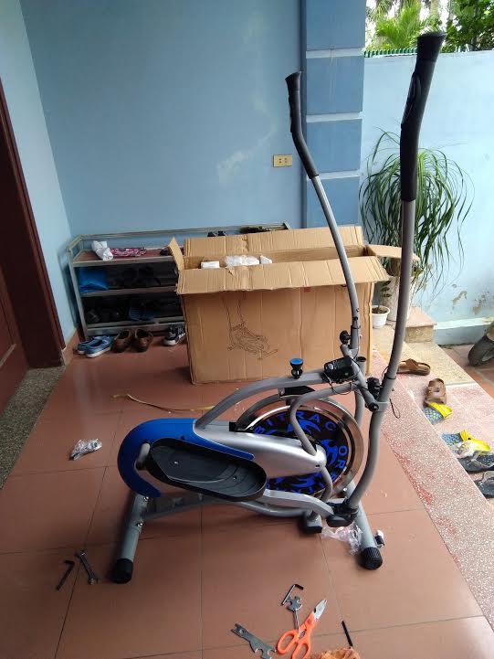 Xe đạp tập Obitrack Elite