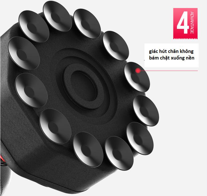 Trụ đấm đá hình nhân cao cấp sport360 mẫu 2017