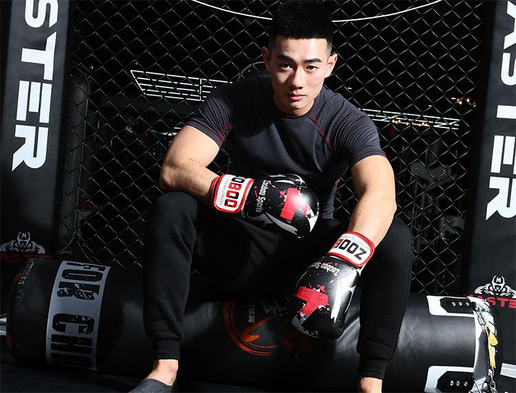 Găng boxing cao cấp Zooboo chữ Z