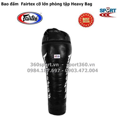 Bao đấm  Fairtex cỡ lớn phòng tập Heavy Bag