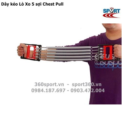Dây kéo Lò Xo 5 sợi Chest Pull