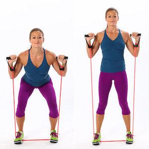Dây kéo đàn hồi tập thể dục