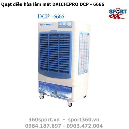 Quạt điều hòa làm mát DAICHIPRO DCP - 6666